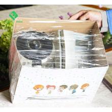Ruban d'emballage et emballage extensible pour le déplacement