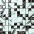 Crystal ice cracked glass mosaik