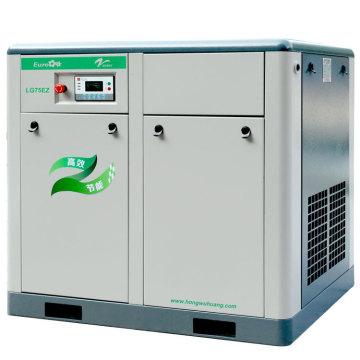 Compressor de parafuso de estágio único Hongwuhuan LG75EZ