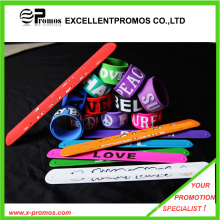 Silicone Slap Band Rulers with Custom Logo (EP-R7162)
