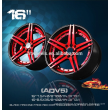 16 Inch Rotiform Replica Alloy Wheel Rims 16*5
