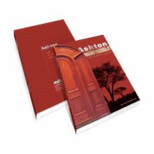 Офсетная Печать Полного Цвета Softcover Книжное Производство Кассеты