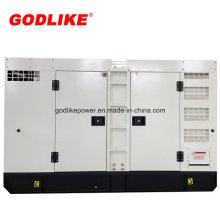 Genset diesel de faible bruit de la marque célèbre 40kw / 50kVA (GDYD50 * S)