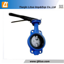 American Standard Cast Iron Wafer Butterfly Valve