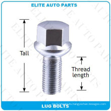 Ball Seat Lug Bolts for Car Wheel
