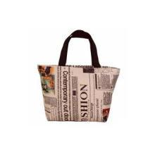 Large reusable Advertising folding cloth Shopping Bag , Oxf
