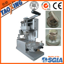 manual sealed ink cup pad printing machine