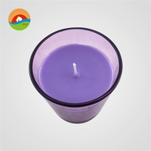 Hotsale borong Jar Glass Lilin