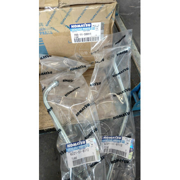 705-11-33011 шестеренчатый насос для деталей комацу GD605