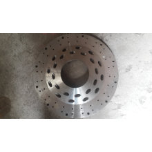 Customize D2 High Hardness Flange Disk Exported to Brazil for Painting Machines