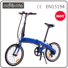 Бренд MOTORLIFE/OEM облегченный складной электрический велосипед 20 кенда 4 электрический складной велосипед