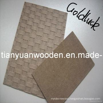 (1220*2440) Factory Direct-Sale Plain Hardboard /HDF