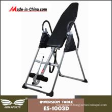 Cheap New Folding Inversion Table Benefit for Sciatica