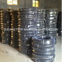 Mangueira de borracha de óleo de superfície estriada de preço de China
