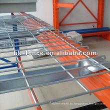 Decking de alambre recubierto de PVC de alta calidad