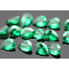 Green Nanosital Gemstone for Jewelry