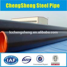 ASTM A53 Gr. B / ASTM a 106 Gr. B, A53 Tubes et tubes en acier au carbone laminés à chaud