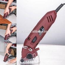 Hot 54,8mm 400w Portable Handheld Electric Power Petite scie circulaire Mini scie électrique