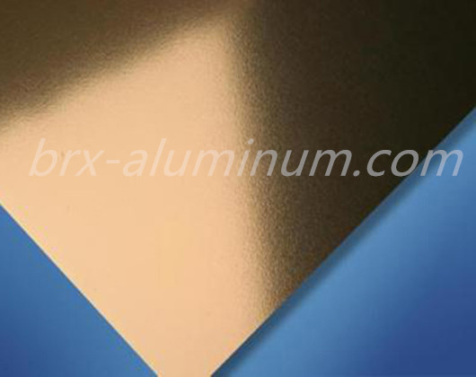 Sandblasted Aluminum Sheet