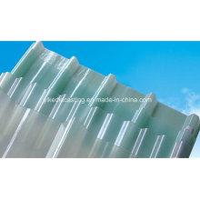 Feuille de toiture en fibre de verre opale durable, FRP