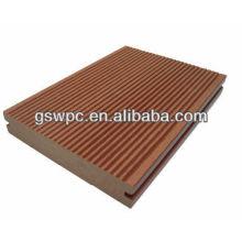 Wpc suelo compuesto y cubiertas sólidas wpc