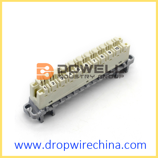 10 Pair Krone Highband disconnection module