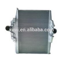 Intercooler de aluminio completo para Mercedes Benz AXOR camión OEM 9405010301 NISSENS: 97024