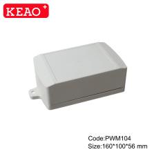 Elektrisches Kunststoffgehäuse mit Tür Wandgehäuse Aufputz-Anschlussdose wasserdichte Gehäusebox für Elektronik