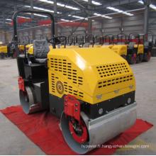 Compacteur à rouleau vibrant hydraulique pour moteur diesel