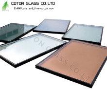 Reemplazo de vidrio doble panel aislado