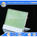 acrylic desk name plate use clear acrylic plate