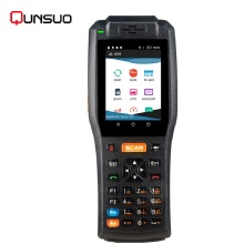 Big Battery Terminal Barcode Scanner Android Handheld PDA