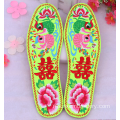 Tangan Embroidered-pad Insole