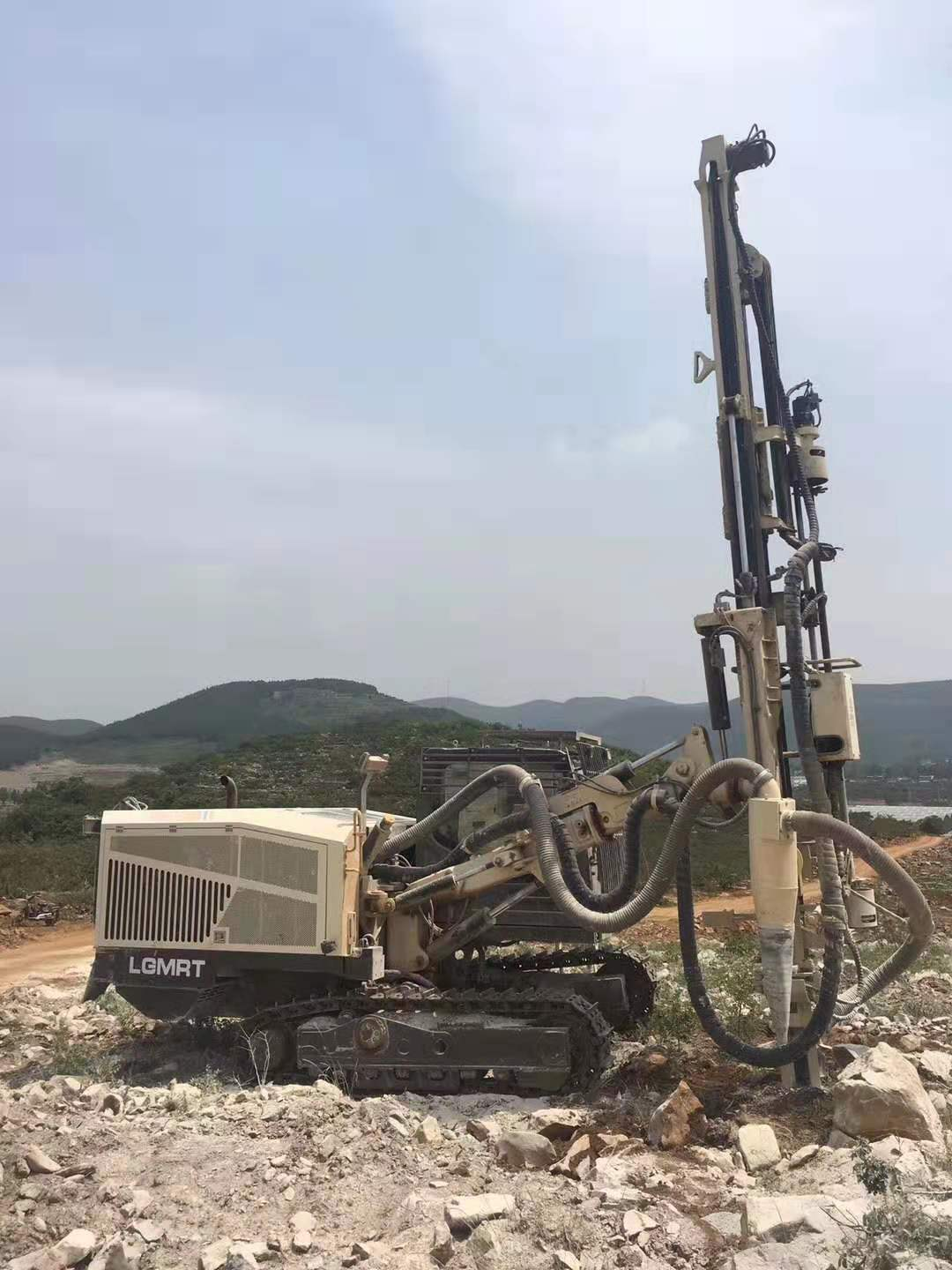 rock drillers