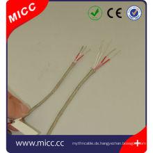 RTD-PVC / PVC-3x7 / 0,2 / Pt100 RTD mit Kompensationskabel