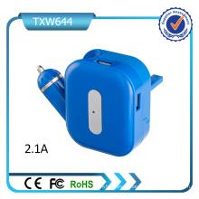 Chargeur USB 110V-240V 2A