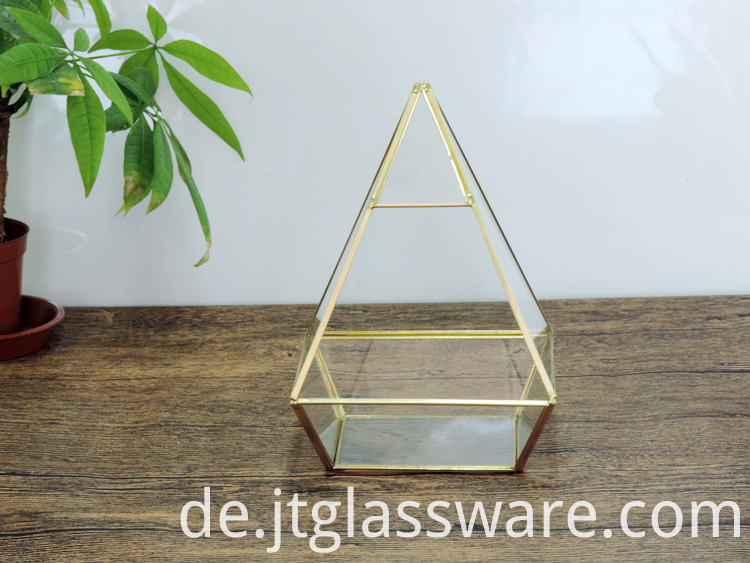 Glass Terrarium Decoration