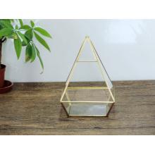 2017 Новое домашнее украшение геометрическое стекло Terrarium