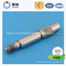 China Supplier CNC Machining Precision Dual Diameter Shaft