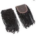 Alibaba Express Peruvian Hair Weave 100 paquetes de pelo con cierre de encaje