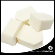 éponges en mousse cosmétique, éponge en cellulose comprimée cosmétique / éponge cosmétique