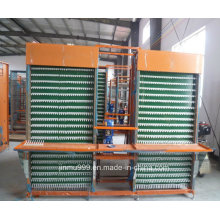 Egg Collection System for Poultry Feeding Farm