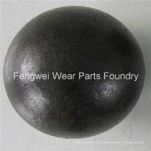 Minng Industry Fräsbrecher Stahlschleifkugel Teile