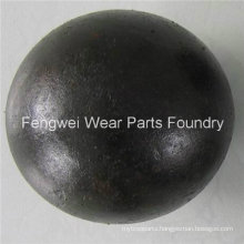 Minng Industry Milling Crusher Steel Grinding Ball Parts