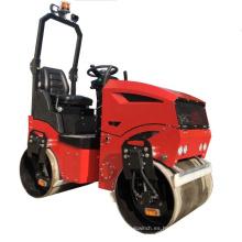 Máquina compactadora vibradora de rodillos de carretera para el distribuidor.