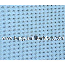 China 100% Polyester Plain Weave Conveyor Mesh Belt / Liquid Filter Cloth/Filter Fabric