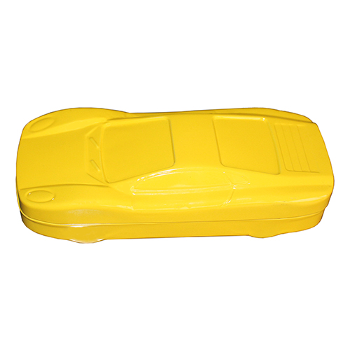 car stationery tin box