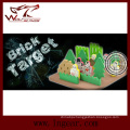 Military Airsoft Gun Target Tactical Shooting Target Brick Target