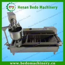 mini machine à beignets automatique avec trémie à beignets