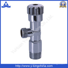 Forged Control Brass Sanitary Angle Valve for Water (YD-5014)